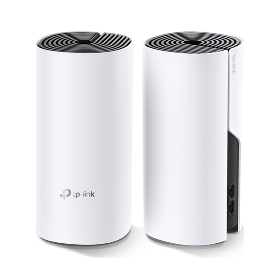 TP-LINK Access Point Deco M4 AC1200 Whole Home Mesh Wi-Fi System (2pack) (DECO M4(2-PACK)) (TPDECOM4-2PACK)