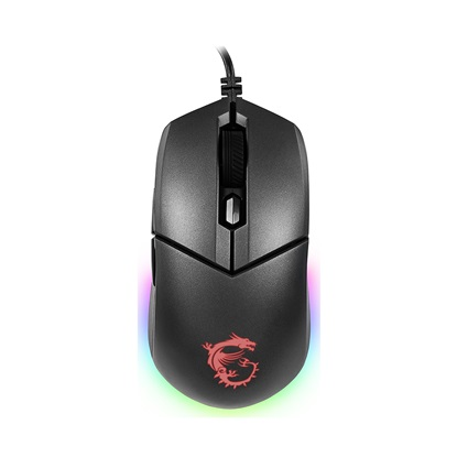MSI Clutch GM11 Gaming Mouse (S12-0401650-CLA)