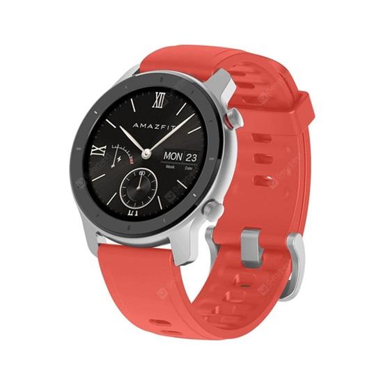 Watch Xiaomi Amazfit GTR 42mm - Red EU (A1910)
