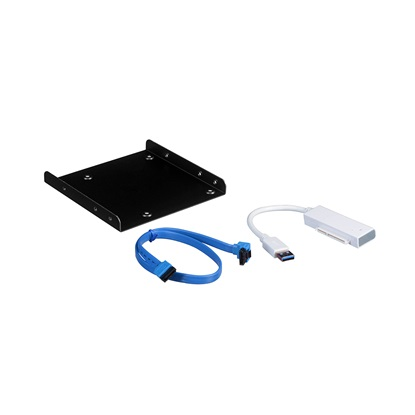 Crucial Solid State Drive SSD Install Kit (CTSSDINSTALLAC) (CRUCTSSDINSTALLAC)