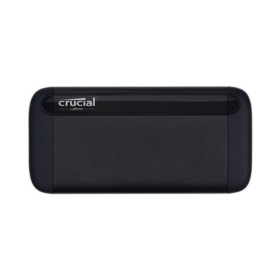 Crucial portable SSD X8 1TB USB 3.2 Type-C (CT1000X8SSD9) (CRUCT1000X8SSD9)