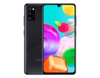 SAMSUNG GALAXY A41 Dual Sim 4GB/64GB Black (SM-A415FZK) (SAMSM-A415FZK)