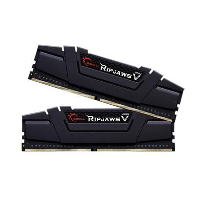 G.Skill Μνήμη RAM Ripjaws V DDR4 3200MHz CL16-18-18-38 1.35V (F4-3600C19D-16GVRB)