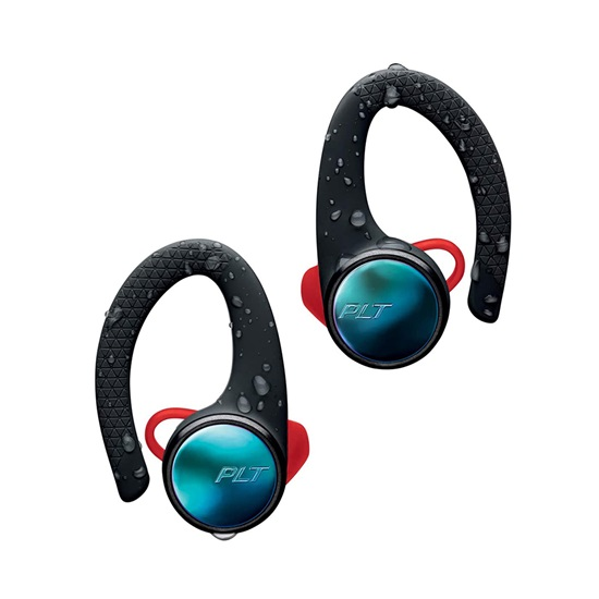 Plantronics Handsfree BackBeat FIT 3100 Bluetooth Black (211855-99) (PLNBBFIT3100BK)