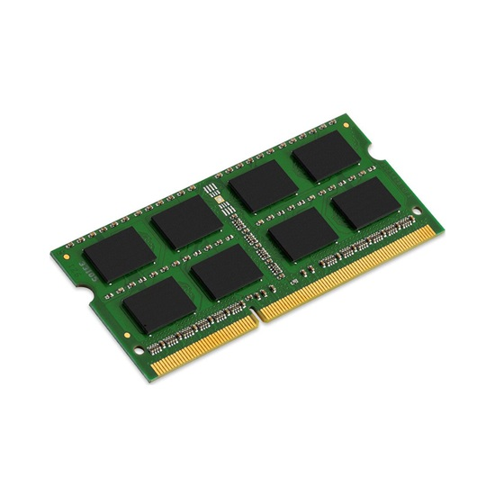 Kingston Μνήμη SODIMM RAM DDR3 1600MHz 2GB C11 Low Voltage (KVR16LS11S6/2) (KINKVR16LS11S6/2)