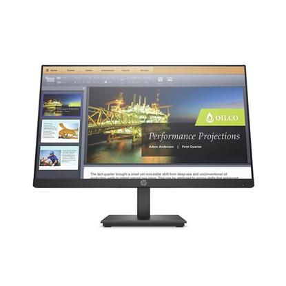 """HP P224 FHD IPS Monitor 22"""" (5QG34AA) (HP5QG34AA)"""