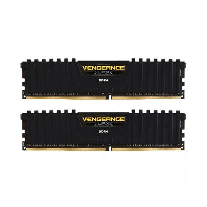 Corsair VENGEANCE LPX 16GB (2 x 8GB) DDR4 DRAM 2666MHz C16 Memory Kit (CMK16GX4M2A2666C16) (CORCMK16GX4M2A2666C16)