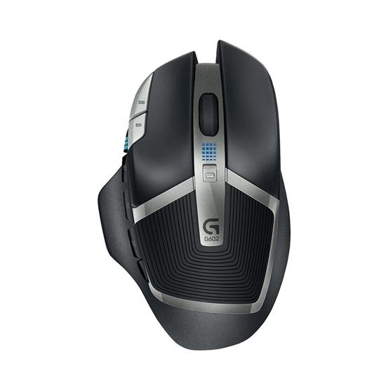 Logitech G602 Gaming wireless Mouse (910-003822) (LOGG602)