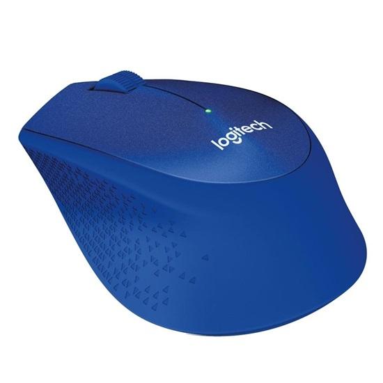Logitech M330 SILENT PLUS Blue (LOGM330BLUE) (910-004910)