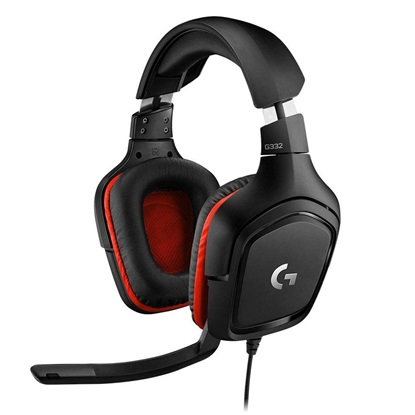 Logitech G332 Gaming Headset (981-000757) (LOGG332)