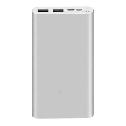 Xiaomi Mi Power Bank 3 10000mAh 18W Fast Charge Sliver (VXN4273GL) (XIAVXN4273GL)