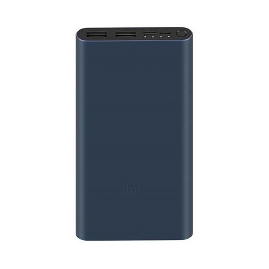 Xiaomi Mi Power Bank 3 10000mAh18W Fast Charge Black (VXN4274GL) (XIAVXN4274GL)