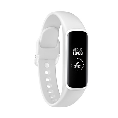 Watch Samsung Galaxy Fit e R375 - White EU (SM-R375WH) (SAMSM-R375WH)