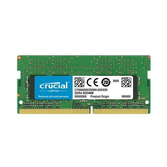 Crucial RAM 4GB DDR4 2666 SODIMM (CT4G4SFS8266) (CRUCT4G4SFS8266)