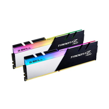 G.Skill RAM Trident Z Neo RGB DDR4 3600MHz 32GB Kit (2x16GB) (F4-3600C16D-32GTZNC) (GSKF4-3600C16D-32GTZNC)
