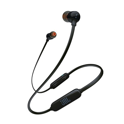 JBL Handsfree Tune 110 Wireless Bluetooth Black (JBLT110BTBLK)