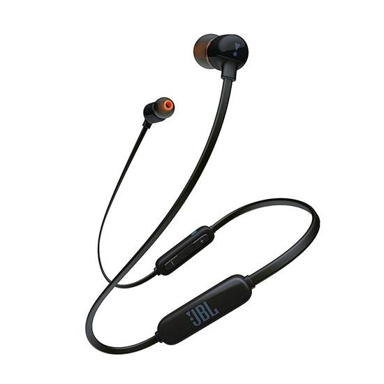 JBL Handsfree Tune 110 Wireless Bluetooth Black (JBLT110BTBLK)