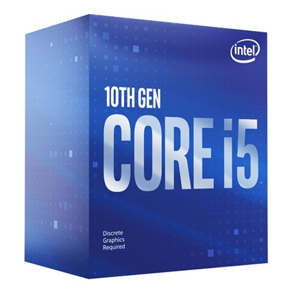 Επεξεργαστής Intel Core i5-10400F 12MB Cache 2.90 GHz (BX8070110400F) (INTELI5-10400F)