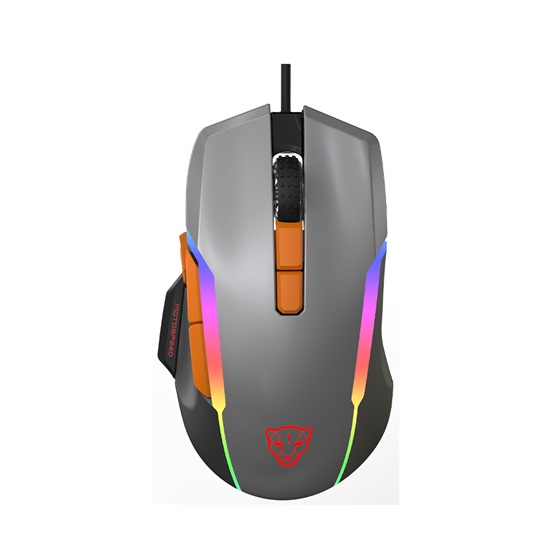 Motospeed V90 Wired Gaming Mouse Grey
