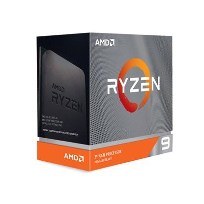 Επεξεργαστής AMD RYZEN 9 3900XT Box AM4 (4,700GHz) (100-100000277WOF) (AMDRYZ9-3900XT)