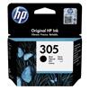 HP Μελάνι Inkjet No.305 Black (3YM61AE) (HP3YM61AE)