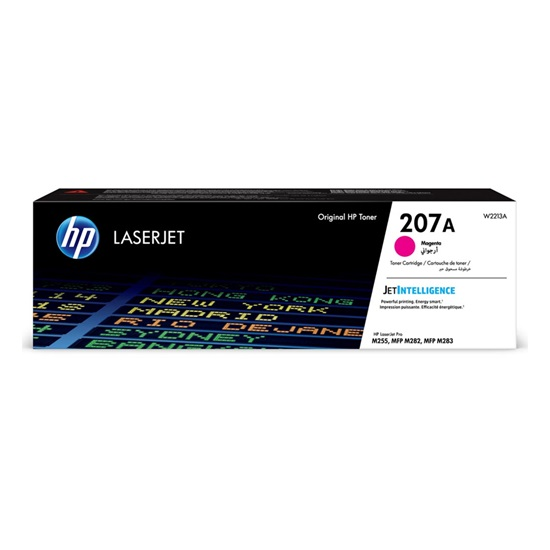 HP 207A Magenta LaserJet Toner Cartridge (1.25k) (W2213A) (HPW2213A)