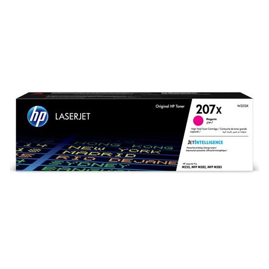 HP 207X Magenta LaserJet Toner Cartridge (2.45k) (W2213X) (HPW2213X)