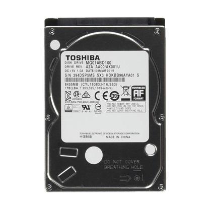 """Toshiba Client 1TB Internal HDD 2.5"""" SATA III (MQ04ABF100) (TOSMQ04ABF100)"""