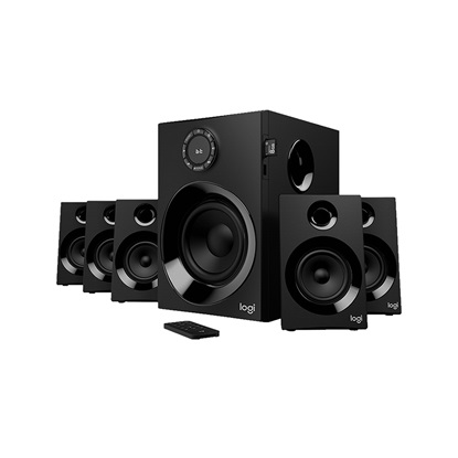 Logitech Z607 5.1 Surround Speakers Bluetooth (Black) (980-001316) (LOGZ607)