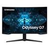 SAMSUNG Odyssey G7 LC32G75TQSUXEN Curved Gaming WQHD Monitor 32'' (LC32G75TQSUXEN) (SAMLC32G75TQS)