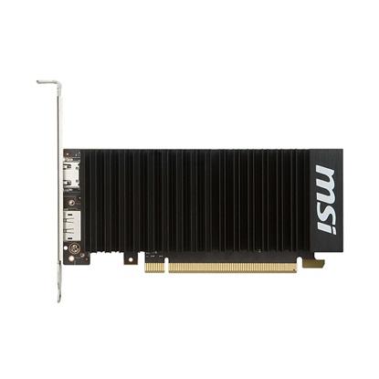 VGA MSI GeForce® GT 1030 2GB 2GH LP OC (Heatsink/LP) (V809-2498R) (MSIV809-2498R)