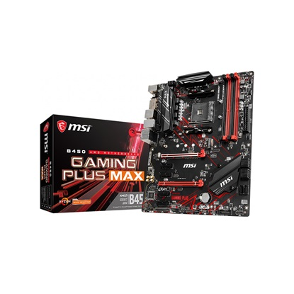 MSI B450 GAMING PLUS MAX (AM4) (7B86-016R) (MSI7B86-016R)