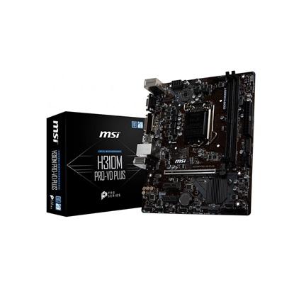 MSI H310M PRO-VD PLUS Motherboard LGA1151 (7C13-003R) (MSI7C13-003R)