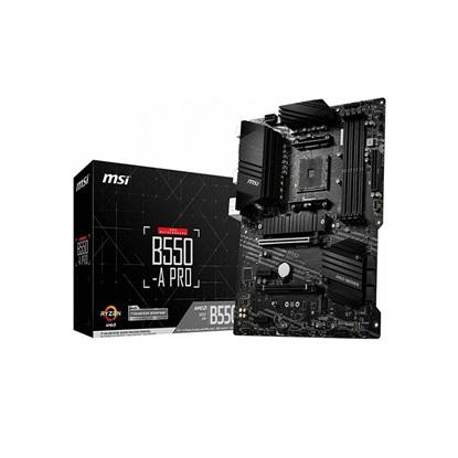 MSI B550-A PRO Motherboard AM4 (7C56-007R) (7C56-002R)