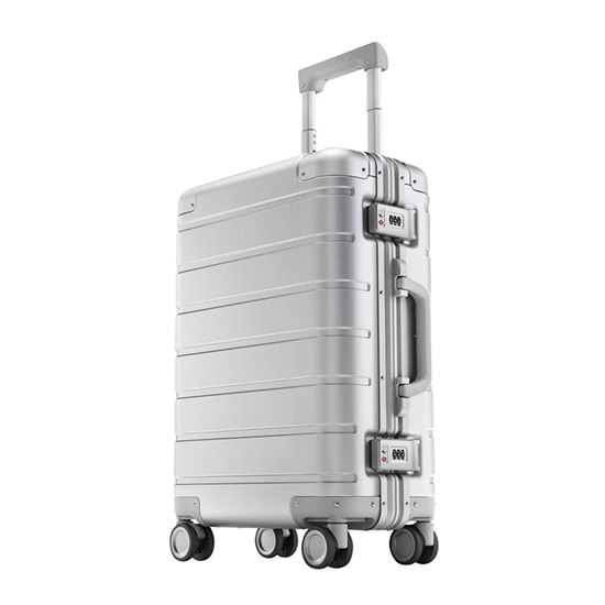 "Xiaomi Metal Carry-on Luggage 20"" Silver (XNA4106GLL) (XIAXNA4106GL)"