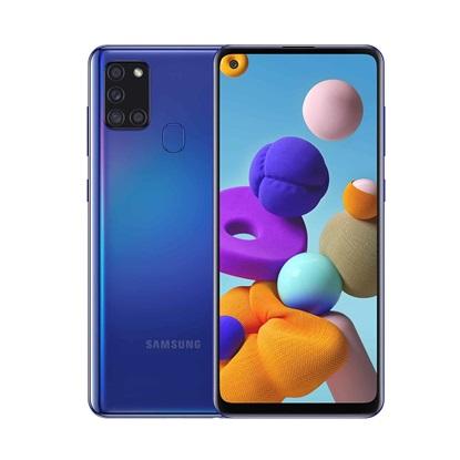 SAMSUNG GALAXY A21s Dual Sim 4GB/64GB Blue (SM-A217FZBO) (SAMSM-A217FZBO)