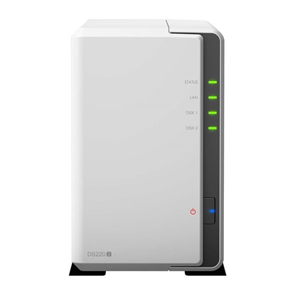 NAS Server Synology DiskStation (DS220J) (SYNDS220J)