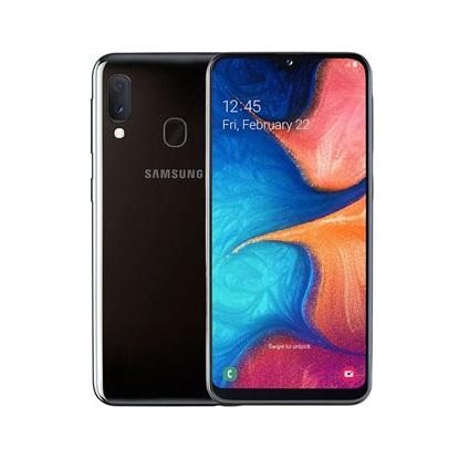 SAMSUNG GALAXY A20s Dual Sim 3GB/32GB Black (SM-A207FZKD) (SAMSM-A207FZKD)