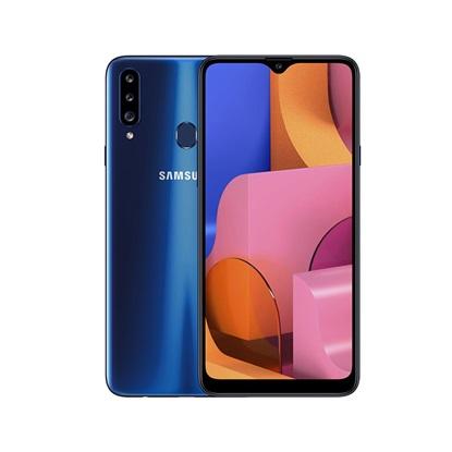 SAMSUNG GALAXY A20s Dual Sim 3GB/32GB Blue (SM-A207FZBD) (SAMSM-A207FZBD)