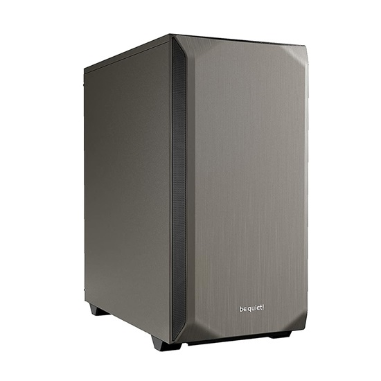 Be Quiet Case Pure Base 500 Metallic Gray (BG036) (BQTBG036)