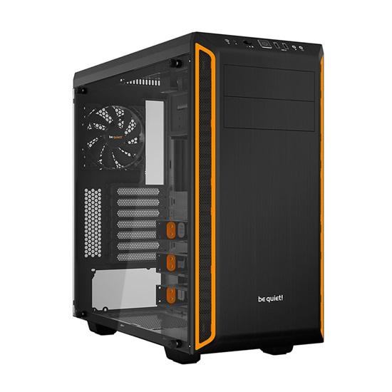 Be Quiet Case Pure Base 600 Window Orange (BGW20) (BQTBGW20)