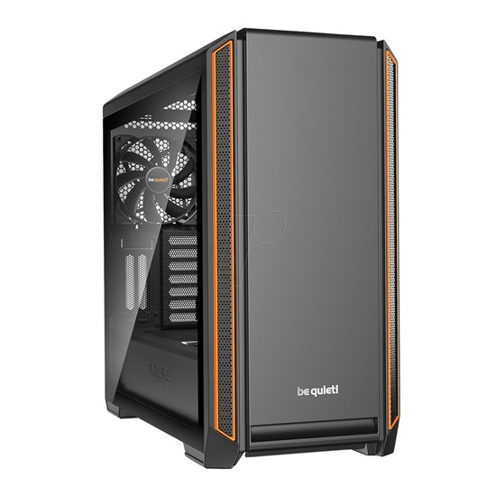 Be Quiet Case Silent Base 601 Window Orange (BGW25) (BQTBGW25)