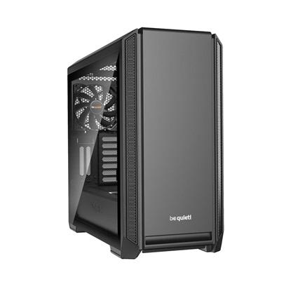 Be Quiet Case Silent Base 601 Window Black (BGW26) (BQTBGW26)