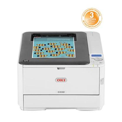 OKI C332DNW Color Laser Printer (OKIC332DNW) (46403112)