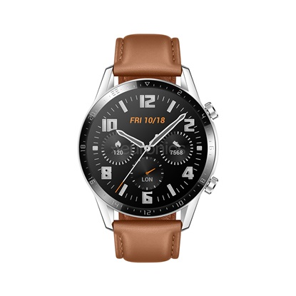 Watch Huawei GT 2 Classic 46mm - Leather Brown EU (55024470)