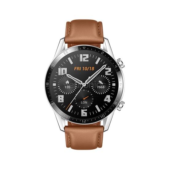 Watch Huawei GT 2 Classic 46mm - Leather Brown EU (55024470)
