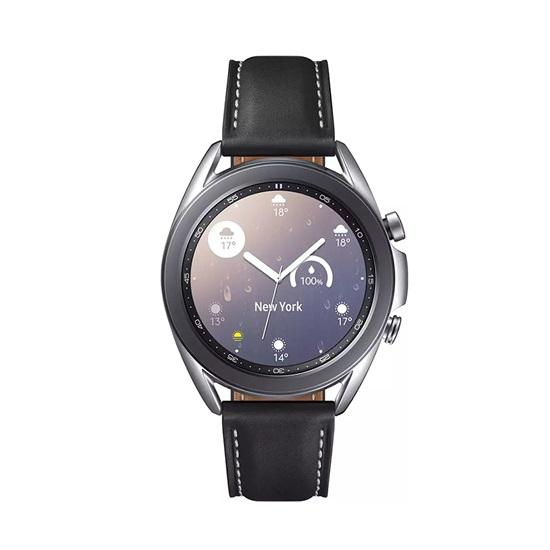 Watch Samsung Galaxy 3 R850 41mm - Silver EU(SM-R850NZS)