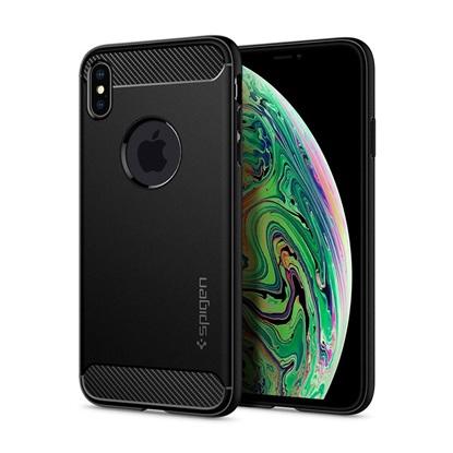 SPIGEN RUGGED ARMOR IPHONE XS MAX MATTE BLACK (065CS25125)
