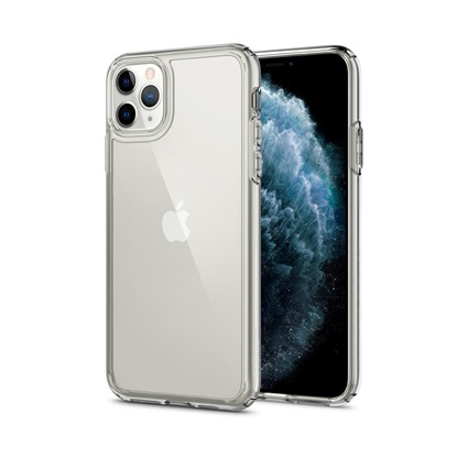 SPIGEN ULTRA HYBRID IPHONE 11 PRO MAX CRYSTAL CLEAR (075CS27135)