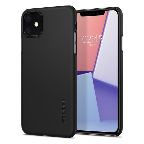 SPIGEN THIN FIT IPHONE 11 BLACK (076CS27178)